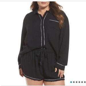 NWT PJ SALVAGE – Short Pajamas (Plus Size)